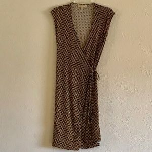 Michael Kors Wrap Dress, XS